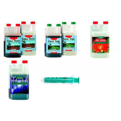 Canna Pack fertilizer Aqua Without Boost