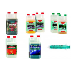 Canna Pack fertilizer Hydro Boost