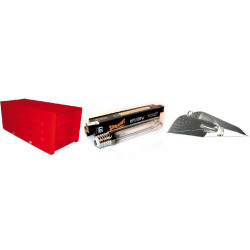 Kit Eclairage Magnetic 600 Red Light 4