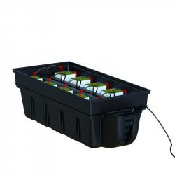 Système hydroponique - HydroStone 10 cubes 90 x 40 x 28 cm - Platinium Hydroponics