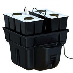 Système aéroponique - AeroStar 40 4 pots 40 x 40 x 36 cm - Platinium Aeroponics