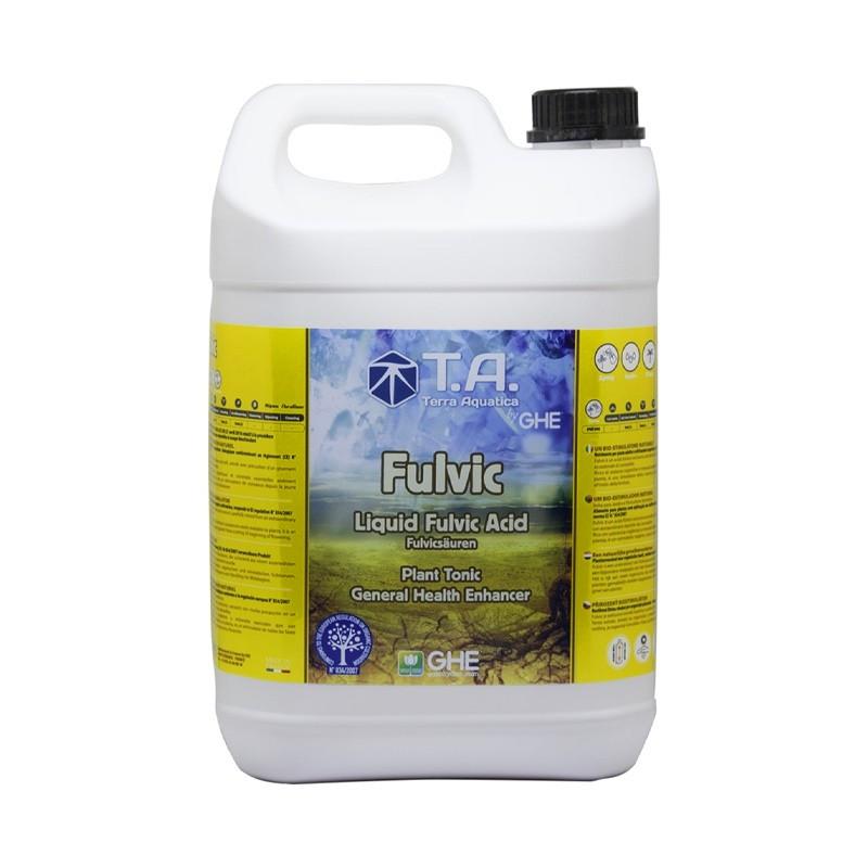 Stimulating fertilizer - FULVIC 5 L - GHE