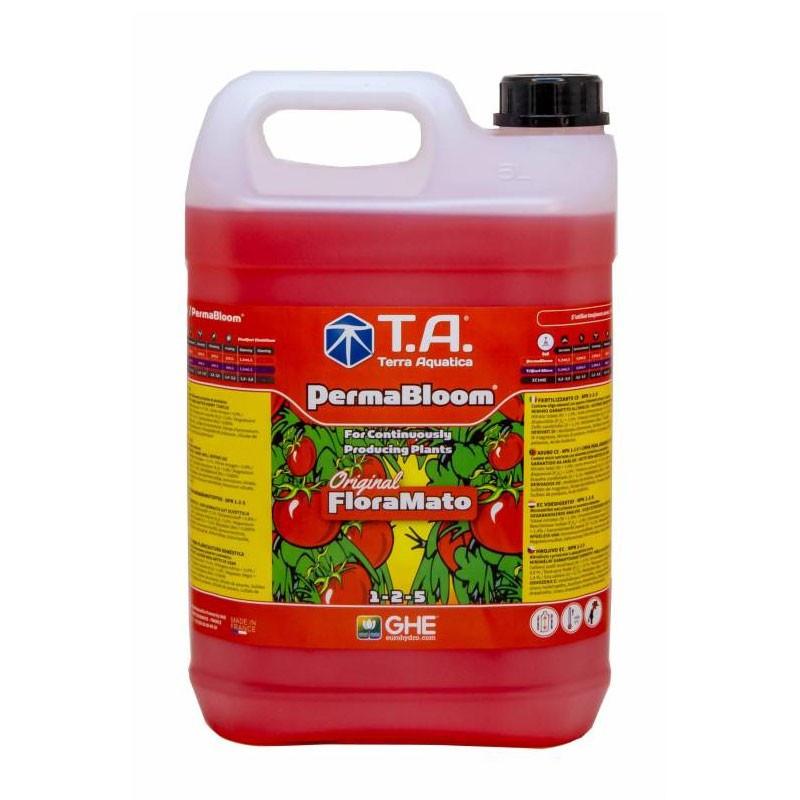 Sur commande - Additif - Permabloom 5 L (Floramato) - Terra Aquatica GHE