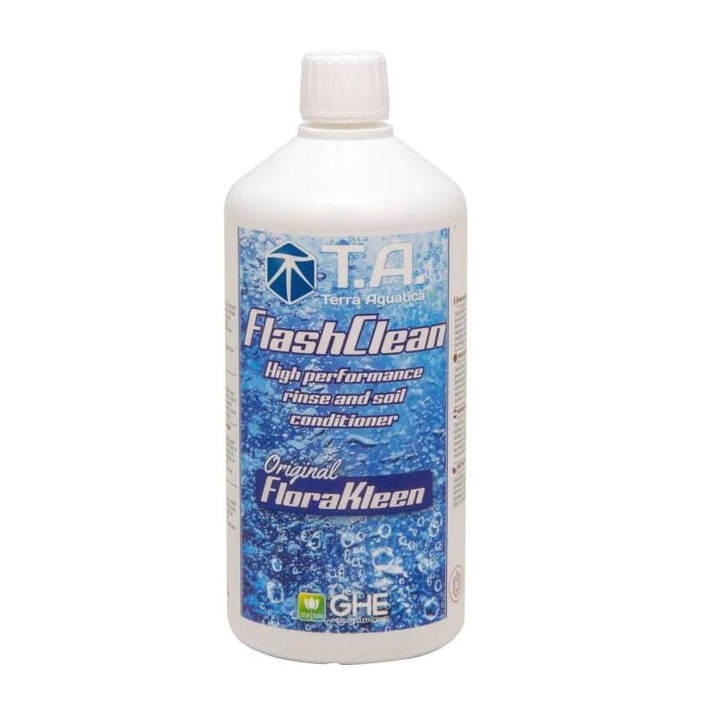 Flashclean (Florakleen) 1L - GHE - fertilizer rinse solution