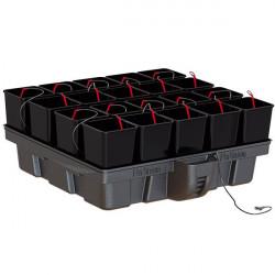 Système hydroponique - HydroStar 20 pots 1 m² 100 x 99 x 39 cm - Platinium Hydroponics