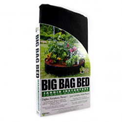 pot geotextile Big Bad Bed Smart Pot 27x30cm - 380L potager tissu