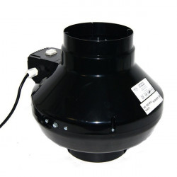 Extracteur d'air ventilation Winflex VK125 R1V 265 / 365 m³/h