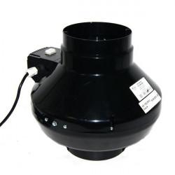 Extracteur d'air ventilation Winflex VK150 R1V 380 / 485 m³/h