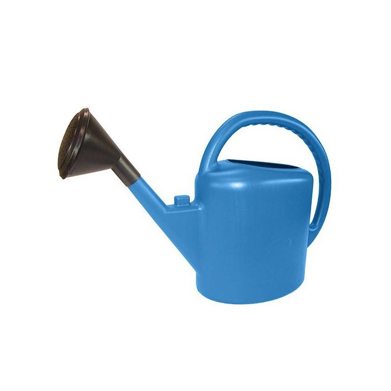 Watering can full oval 11L Blue , watering plants in pots