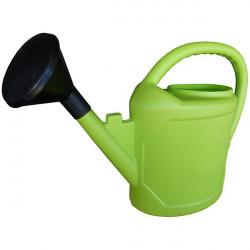 Watering can full oval 6L Green Apple - watering plants in pots