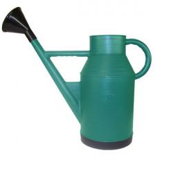 Watering Lyonnais reinforced round 12L Green - watering plants in pots