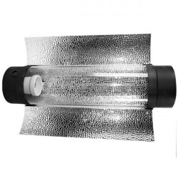 Cooltube 125 x 490 mm - Flange plastic - without cable