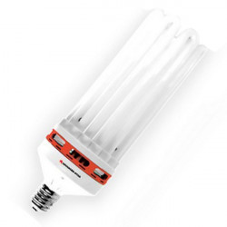 Ampoule CFL Prostar 8U - 250W - 6400°K - lampe eco de croissance E40