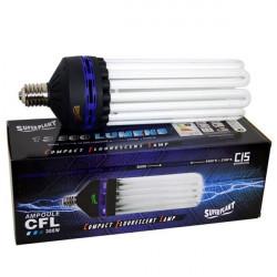 Ampoule CFL Superplant V2 300W Dual/Mixte 2100K+6400K V2 - lampe eco croissance et floraison