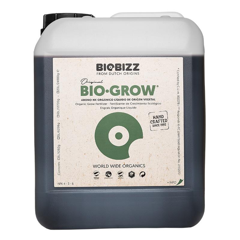 Soil Activator Fertilizer Bio Grow 5 L - Biobizz