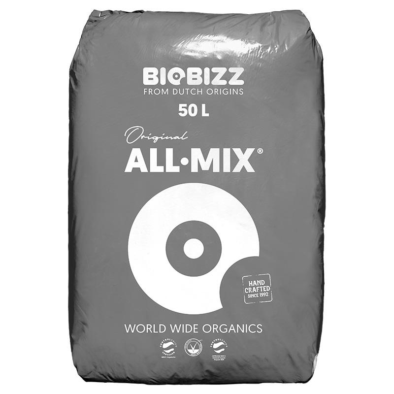 All Mix potting soil - 50 L - Biobizz