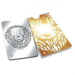Carte Grinder Cuisine Rugissement du lion