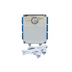 Timer Box II GSE - 6X600W + Chauffant - programmateur lampes de culture
