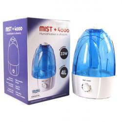 Humidificateur Ultramist + 4000 - réservoir 4 litres