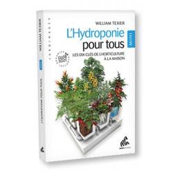 livre L'hydroponie pour tous - Mama Edition - Version poche
