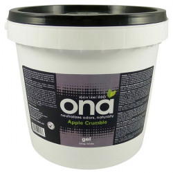 destroyer of smells Bucket 3.8 kgs of gel Ona apple Crumble
