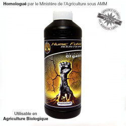 Humic Fulvic Booster croissance et floraison 250ml - Platinium nutrients -hydro-terre-coco