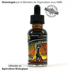 Humic Fulvic Booster of growth and flowering 30ml - Platinum