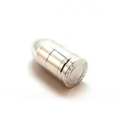 Grinder Cuisine Aluminium Balle Pistolet 4 parts - Diamètre: 40mm