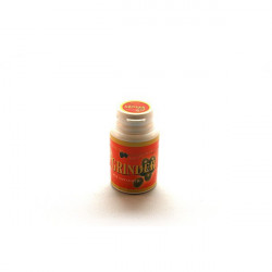 Grinder Cuisine Bubble Gum Orange 3 parts - Diamètre: 45mm