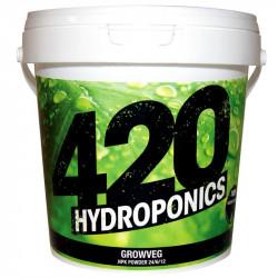 GrowVeg 250g - 420 Hydroponics