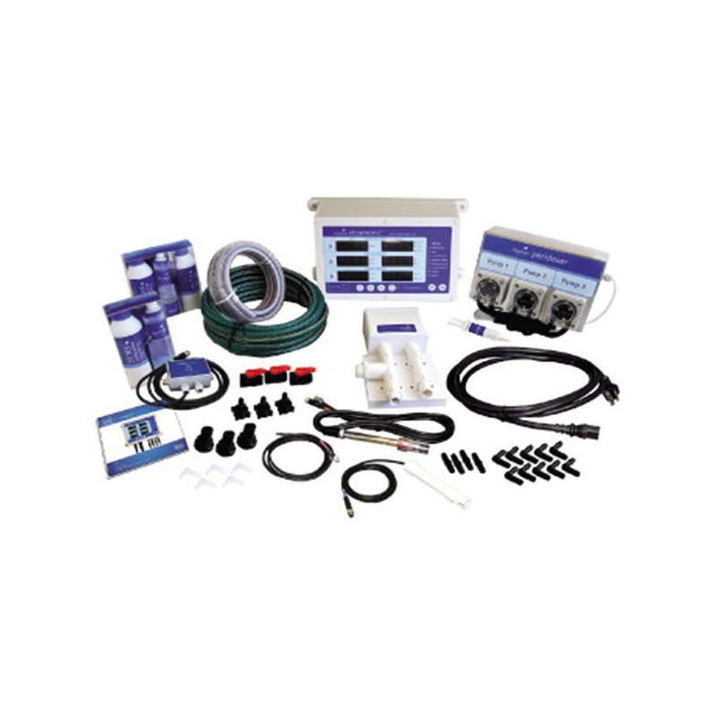 Tester EC and pH automated - Dosetronic Peridoser Complete Kit - Bluelab