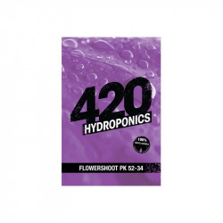 Flowershoot pk52-34 25g - 420 Hydroponics