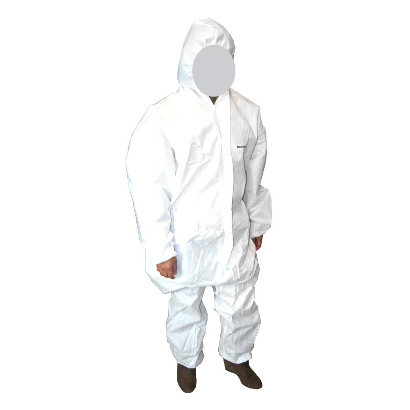 SPECIAL PHYTO / DISPOSABLE SUIT WITH TYVEK HOOD (CE,CAT 3)