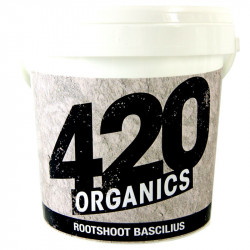 Poudre Rootshoot Bascilius 200g - 420 Organics