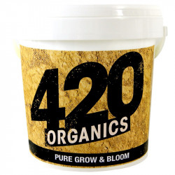 Poudre Pure Grow and Bloom 5Kg - 420 organics