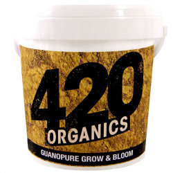 Poudre Guanopure Grow and Bloom 250g - 420 organics