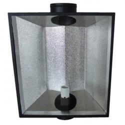 Réflecteur Growlite - The Hood - 700x570x270mm vitré ventilé -E40