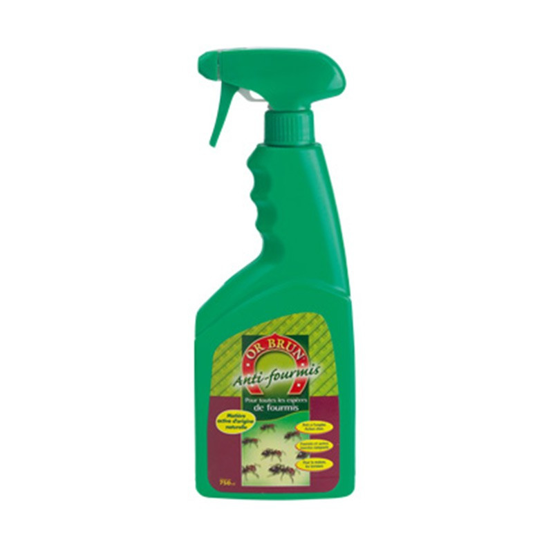 Insect Treatment - Ant Treatment 750ml - Or Brun