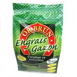 Engrais - granulés gazon 5kg - Or brun