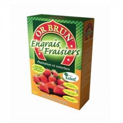 Engrais - Granulés fraisiers 800g - Or brun