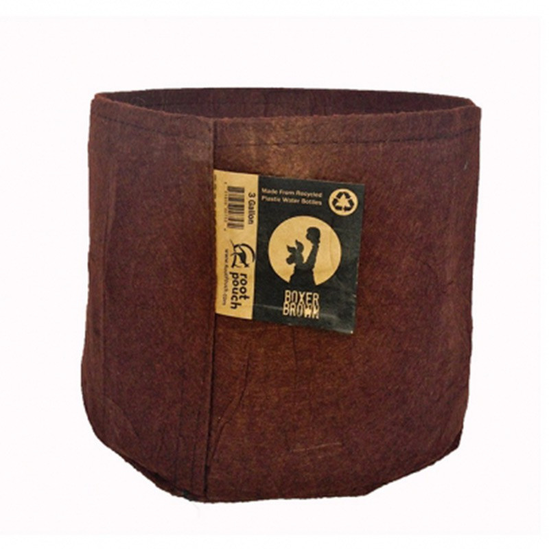 ROOT POUCH 2 8 L BROWN 21W X 21H
