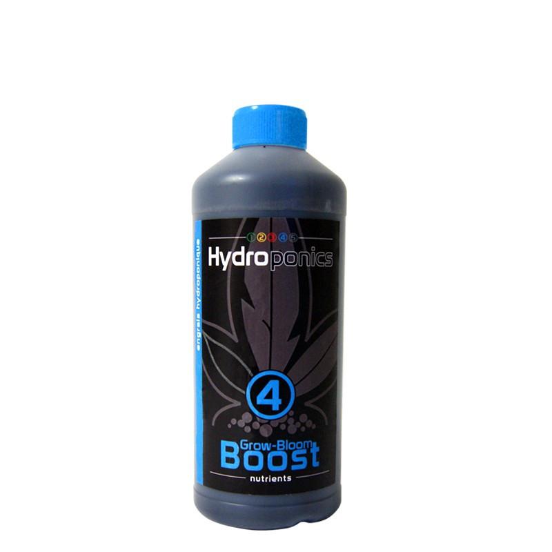N°4 Grow-Bloom Boost - 500ml - 12345 Hydroponics