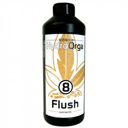N°8 Flush - 1L - 678910 HydroOrga -solution de rinçage