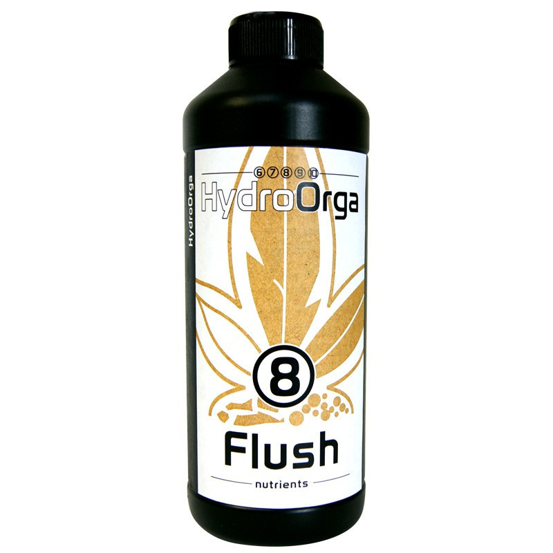 N°8 Flush - 1L - 678910 HydroOrga