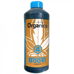 N°4 Grow - Bloom Boost - 1L - 12345 Organics