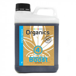 N°4 Grow - Bloom Boost - 5L - 12345 Organics