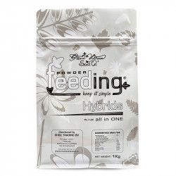 Powder Feeding Hybrids - 1kg