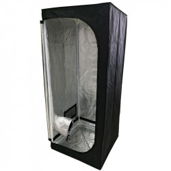 Grow-Tent Silver 60x60x140