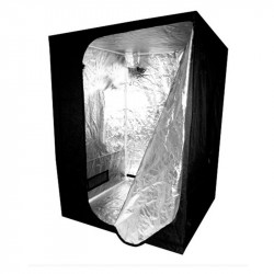 culture room Grow-Tent Silver Eco 120x120x200