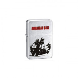 Belflam Oil - Le Briquet Essence American Bike Modele 2